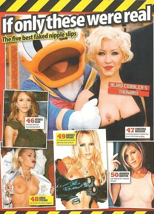 2006 top 50 cicivillantása - CelebVilág villantásai