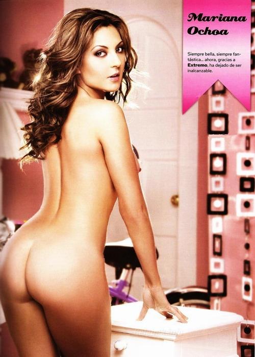 Mariana Ochoa meztelenül 1