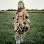 Kate Moss topless width gypsies 6