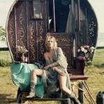 Kate Moss topless width gypsies 7