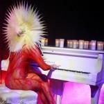 Lady Gaga nude in red -6- celeb-kepek.info