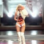 Lady GaGa MTV villantás celeb-kepek.info - 3