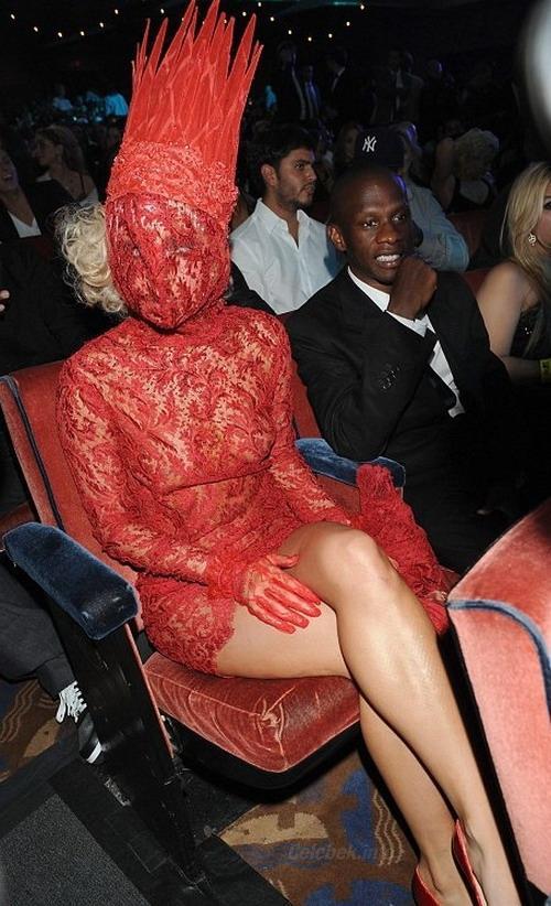 Lady GaGa MTV villantás celeb-kepek.info - 4