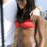 Naomi Campbell orange bikini -6- celeb-kepek.info