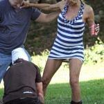 Pamela Anderson upskirt -3- celeb-kepek.info