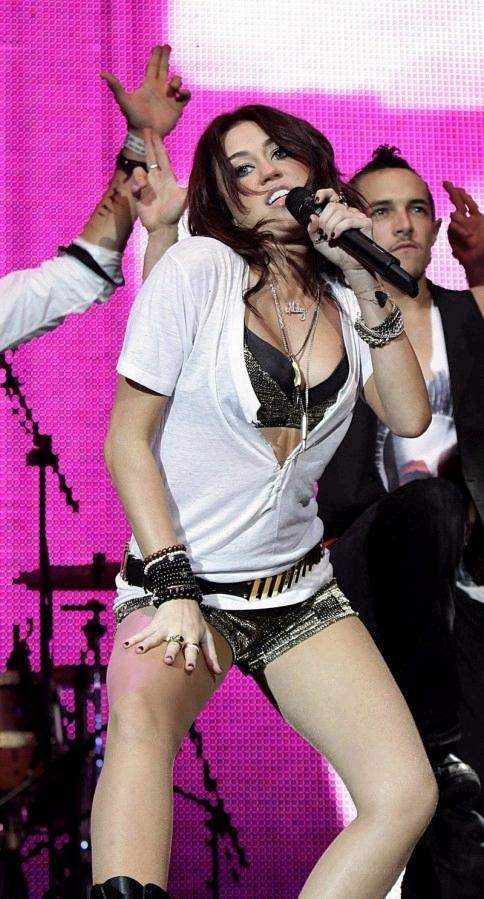 Miley Cyrus szexi képek -5-