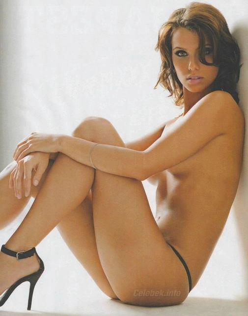 Koncz Regina topless