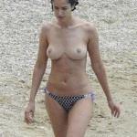 Blanca Romero topless paparazzi képek -1-