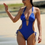 Kelly Brook cameltoe and pokies -4-