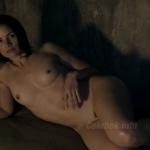 Katrina Law hairy pussy -3-