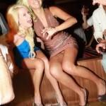 Kristina Shannon pussy upskirt -5-