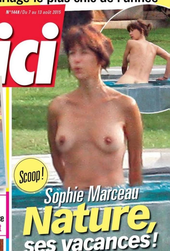 sophie marceau nude 1